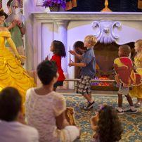 Enchanted Tales with Belle, Walt Disney World, Orlando, Florida, USA