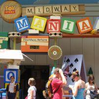 Toy Story Midway Mania!, Walt Disney World, Orlando, Florida, USA