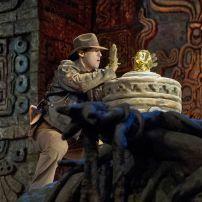 Indiana Jones Epic Stunt Spectacular!, Walt Disney World, Orlando, Florida, USA