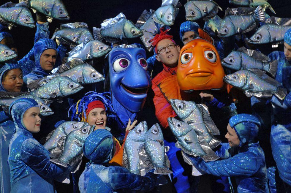 Finding Nemo–The Musical, Walt Disney World, Orlando, Florida, USA