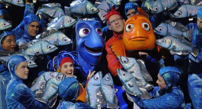 Finding Nemo–The Musical, Walt Disney World, Orlando, Florida, USA