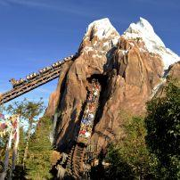 Expedition Everest, Walt Disney World, Orlando, Florida, USA