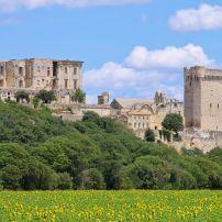 Monastery, Abbaye de Montmajour, Provence, France