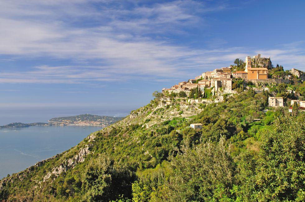 Eze, The French Riviera, France