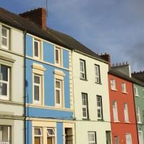 Apartments, Building, Facade, Row, Cork City, Ireland