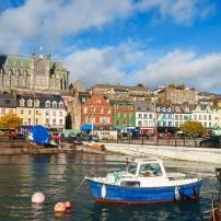 Boats, Waterfront, Harbor, Cobh, County Cork, Ireland