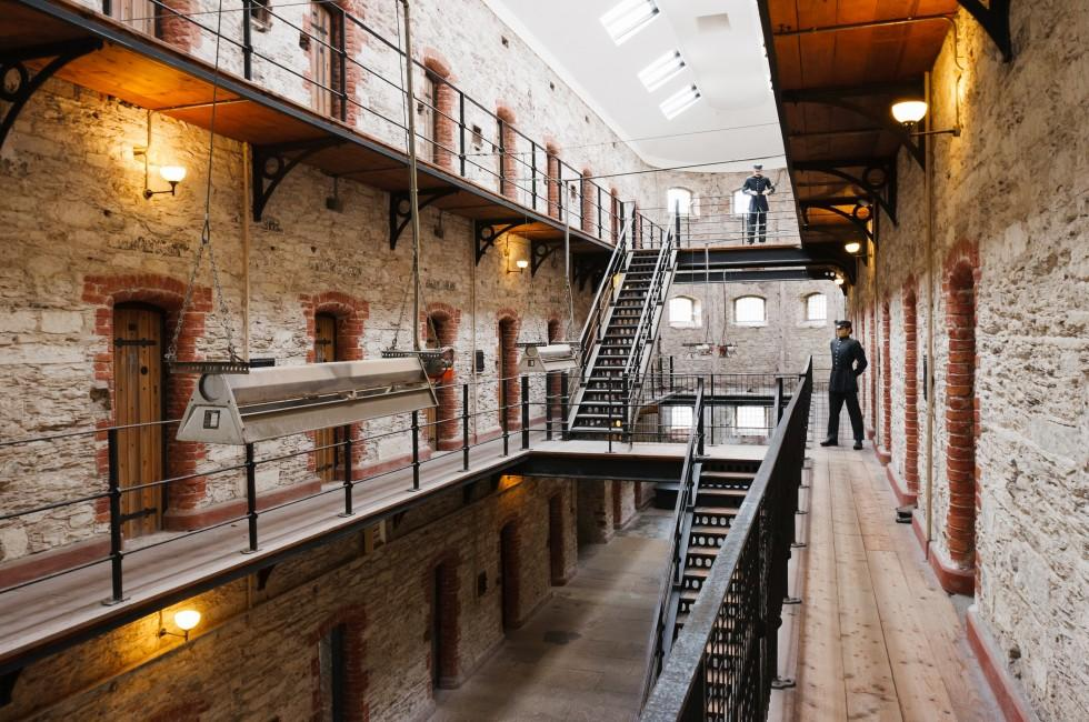 Cork City Gaol, Museum, Cork City, Ireland