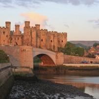 Conwy Castle, Conwy, North Wales, Wales