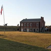 Fort Clinch, Fernandina Beach, Florida, USA