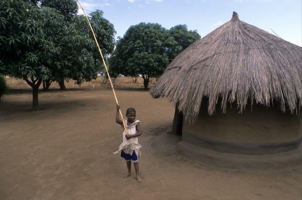 Mukuni village, Zambia