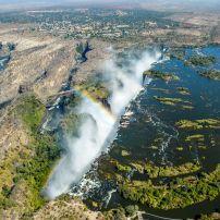 Victoria Falls, Zambia, Zimbabwe, Africa