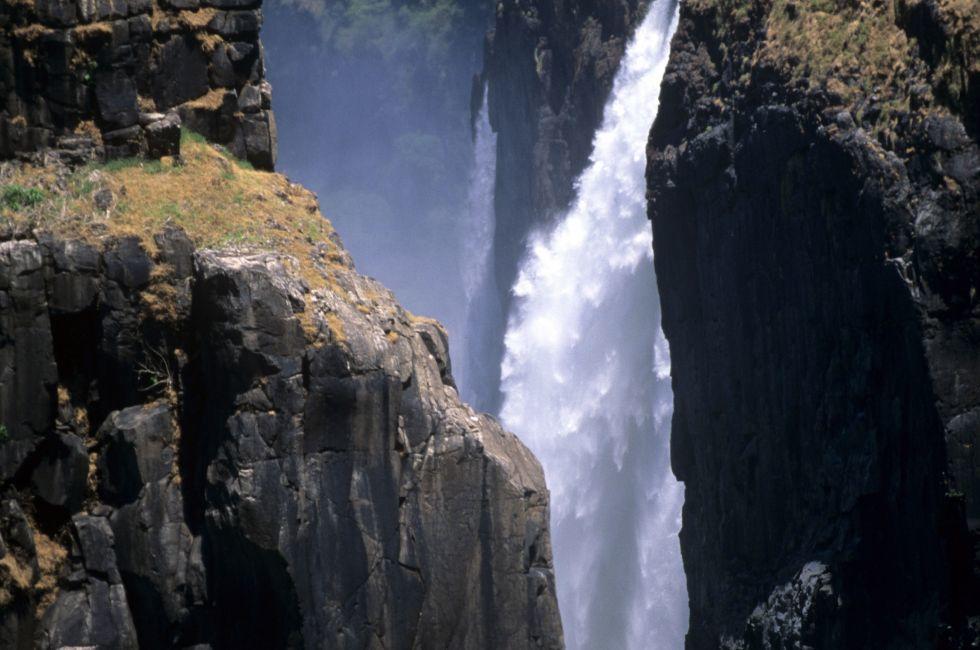 Victoria Falls Zambia / Zimbabwe