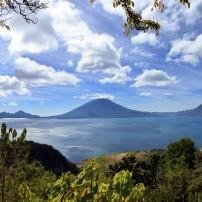 Lake Atilan, The Pacific Lowlands, Guatemala