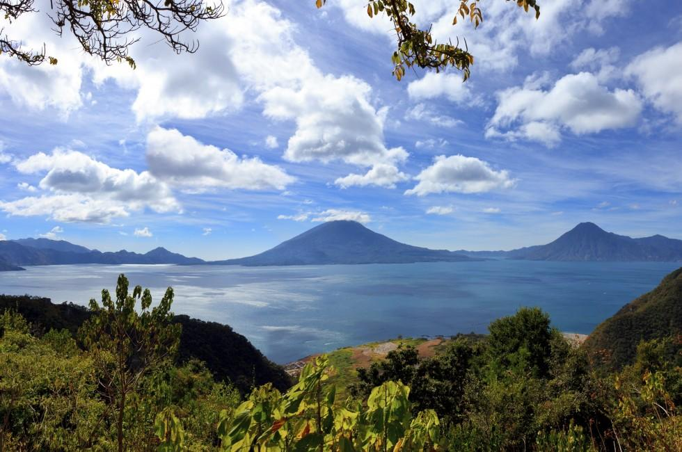 Lake Atilan, The Pacific Lowlands, Guatemala