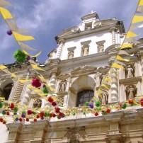 San Francisco Church, Antigua Guatemala