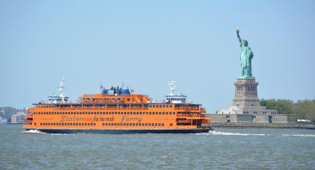 Ferry Liberty Island Hours