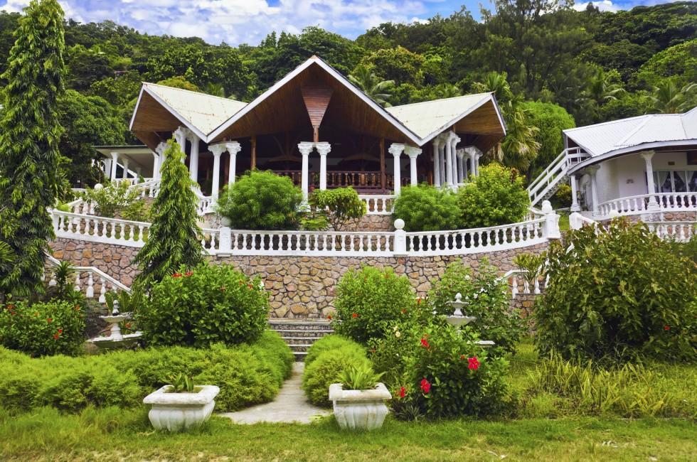 Hotel, Seychelles