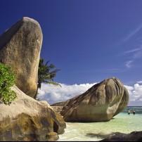 Tropical Dream Beach, Seychelles