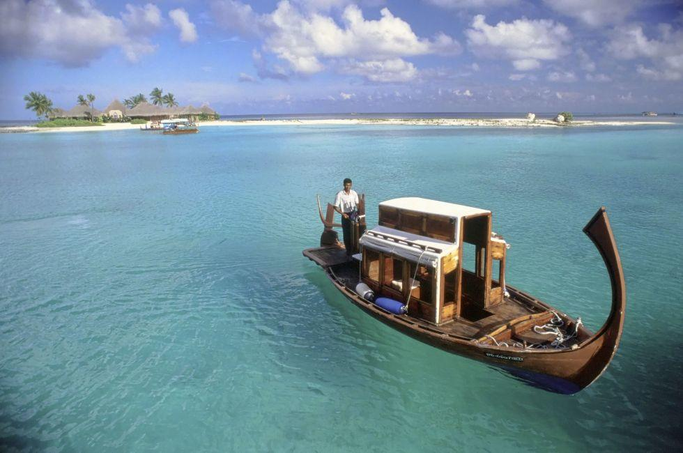 Four Seasons Resort, Kuda Huraa, Maldives