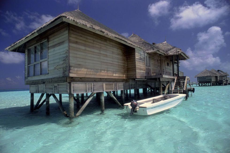 Soneva Gili Hotel, Kunfunadhoo Island, Baa Atoll, Maldives