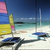 Boats, Shore, Mauritius