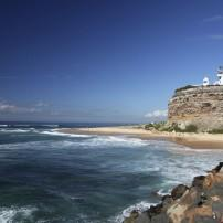 Nobby' Lighthouse, Newcastle, North Coast, New South Wales, Australia