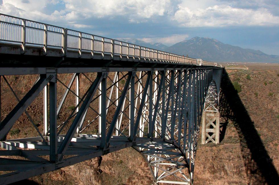 Rio Grande Gorge Bridge, Taos, New Mexico