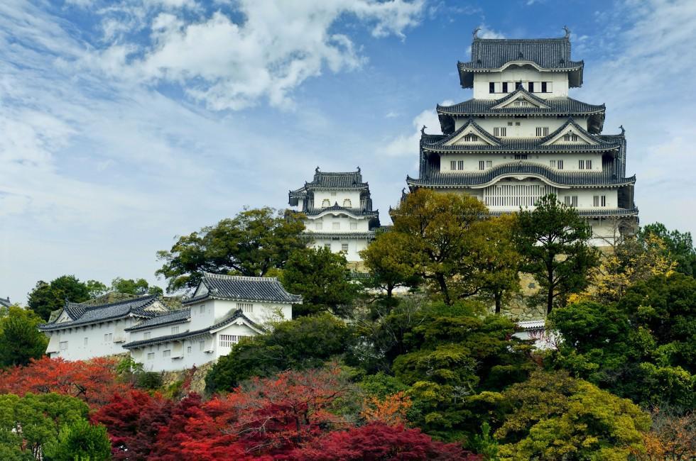 Himeji Castle, Hyōgo Prefecture, Japan