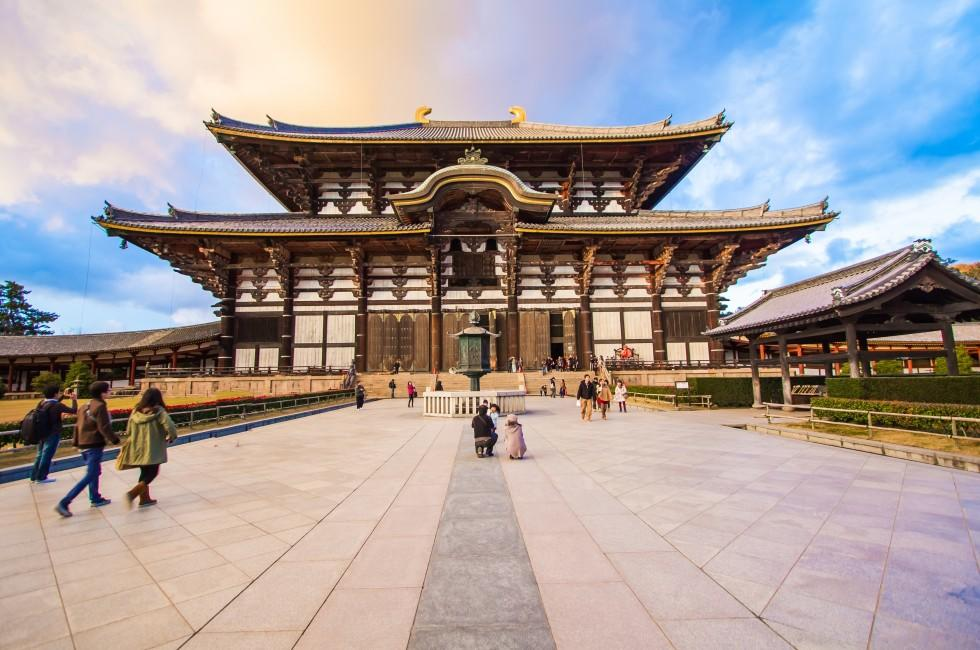 Todaiji Temple, Nara, Japan