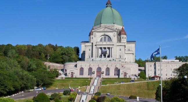 Oratoire St-Joseph, Montreal, Quebec, Canada