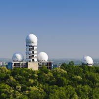Teufelsberg, Grunewald, Berlin, Germany, Europe.