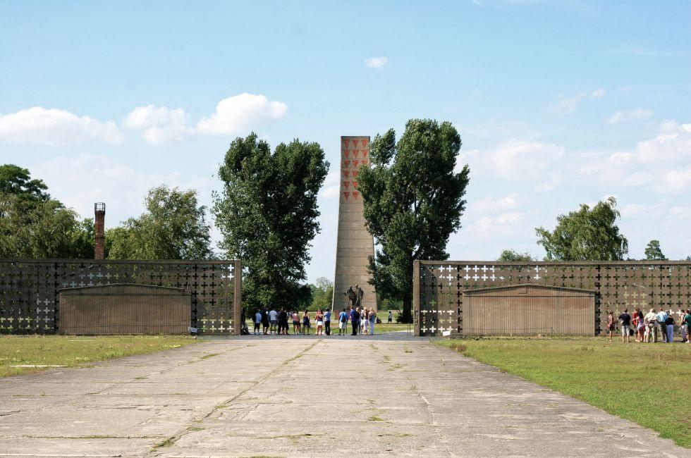 Gedenkstätte und Museum Sachsenhausen, Oranienburg, Berlin, Germany, Europe.
