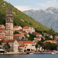 Church, Waterfront, Kotor, Montenegro