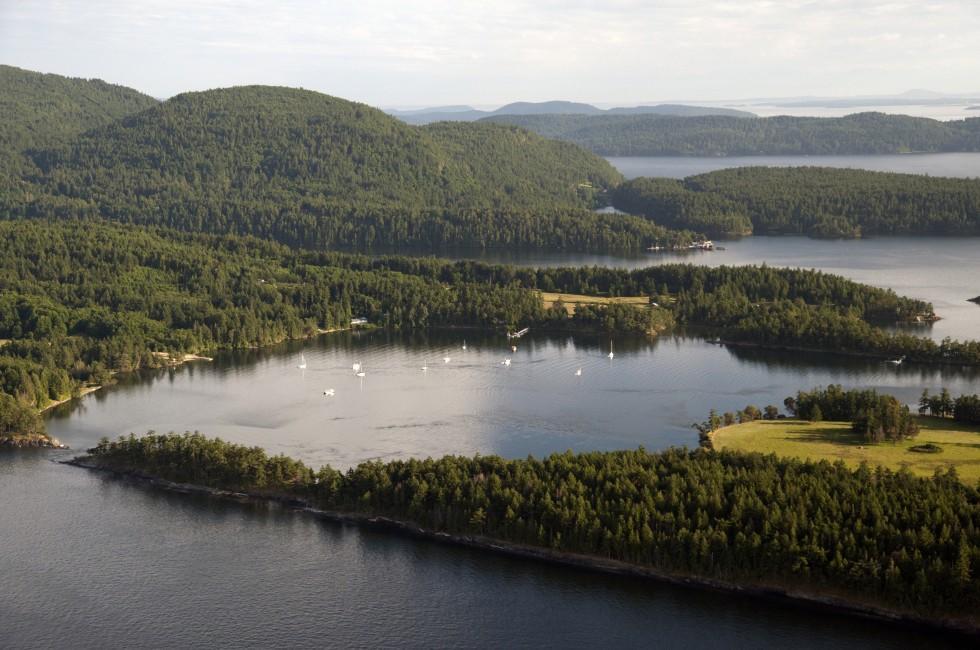 Saturna Island, British Columbia, Canada