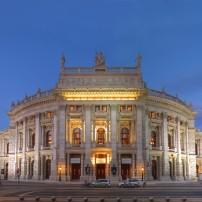 Night, Burgtheater, Vienna, Austria