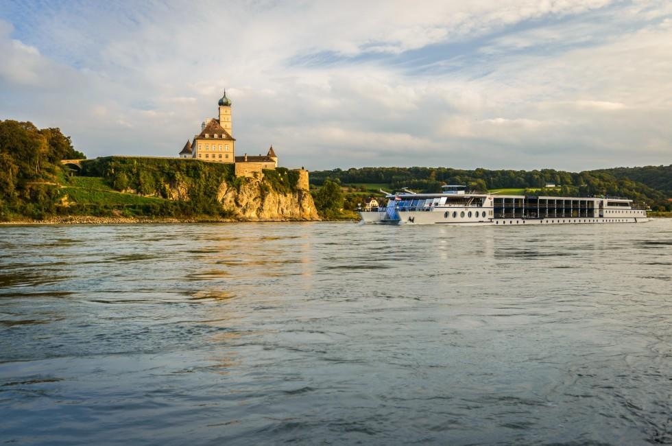 Schonbuhel Castle, Danube River, Wachau Valley, Austria