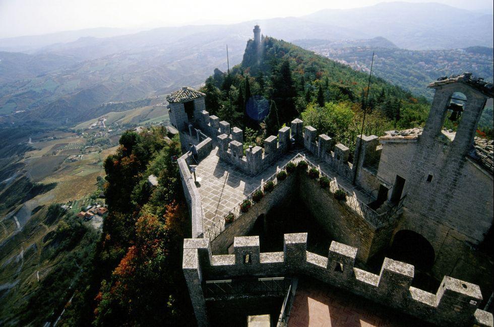 San Marino republic, Italy