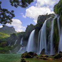 Ban Gioc–Detian Falls, Cao Bang, Vietnam