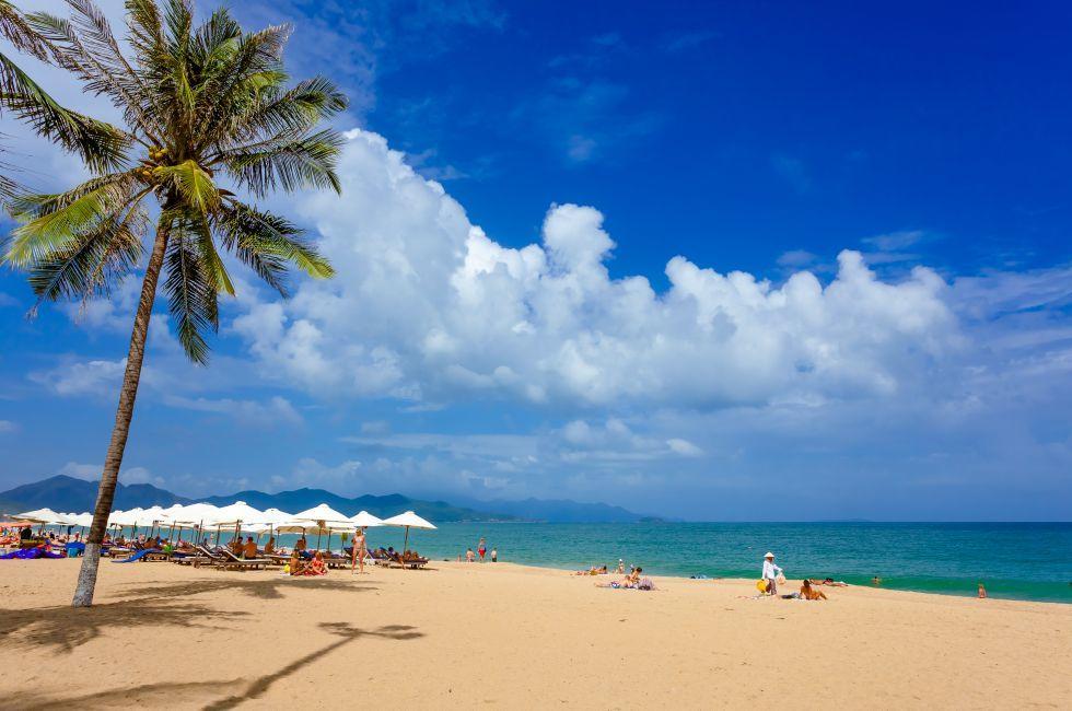 Holiday Beach, Nha Trang, Vietnam