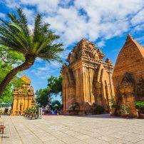 Po Ngar Cham Towers, Nha Trang, Vietnam