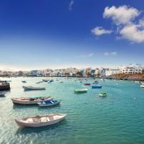 Arrecife, Lanzarote Charco de San Gines, Canary Islands, Spain