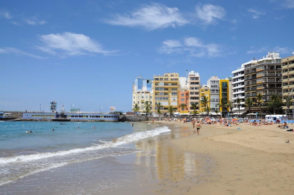 Las Palmas, Grand Canary Island, Spain