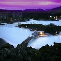 Spa, Hot Springs, Blue Lagoon, Reykjavik, Iceland