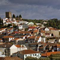 Skyline, Lamego, Portugal