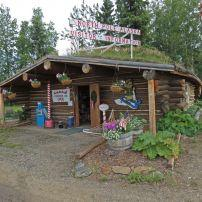 Visitor Center, North Pole, Alaska