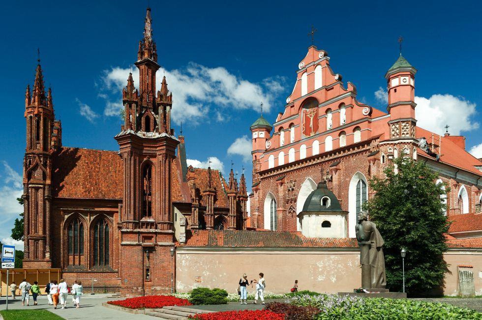 Church, Vilnius, Lithuania