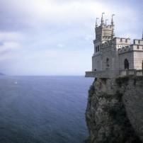 Swallow's Nest, Yalta, Ukraine