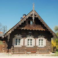 Alexandrowka, Neuer Garten, Potsdam, Berlin, Germany, Europe.