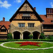 Cecilienhof Palace, Neuer Garten, Potsdam, Berlin, Germany, Europe.