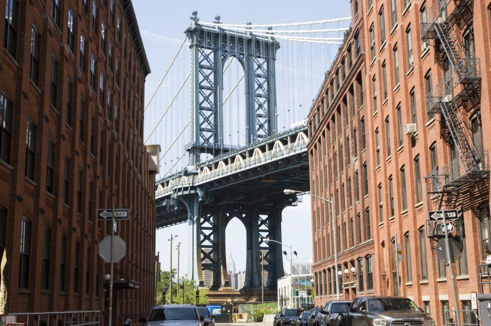 DUMBO, Brooklyn, New York City, New York